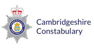 Cambridgeshire Police Live Chat